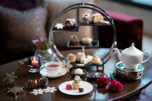 Siam Kempinski Festive Afternoon Tea