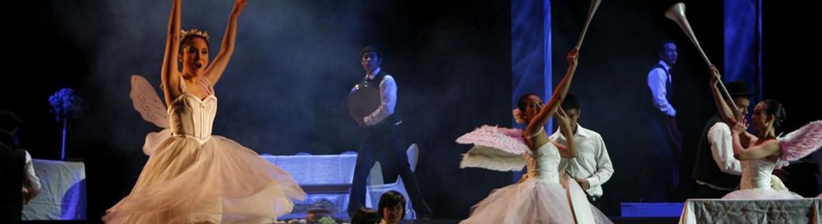 """""""La Boheme"""" by Opera Siam"""