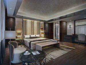 Amara Signature Shanghai - Room