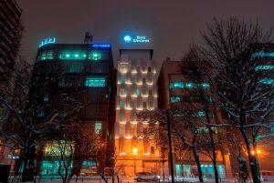 Best Western Sapporo Odori-Koen_Exterior