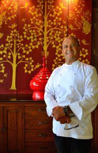 Chef Stefano Leone