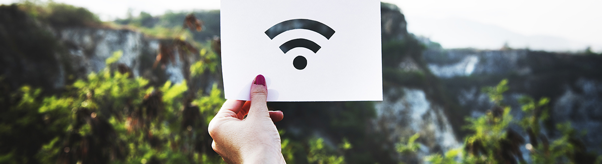 travellers can stay connected