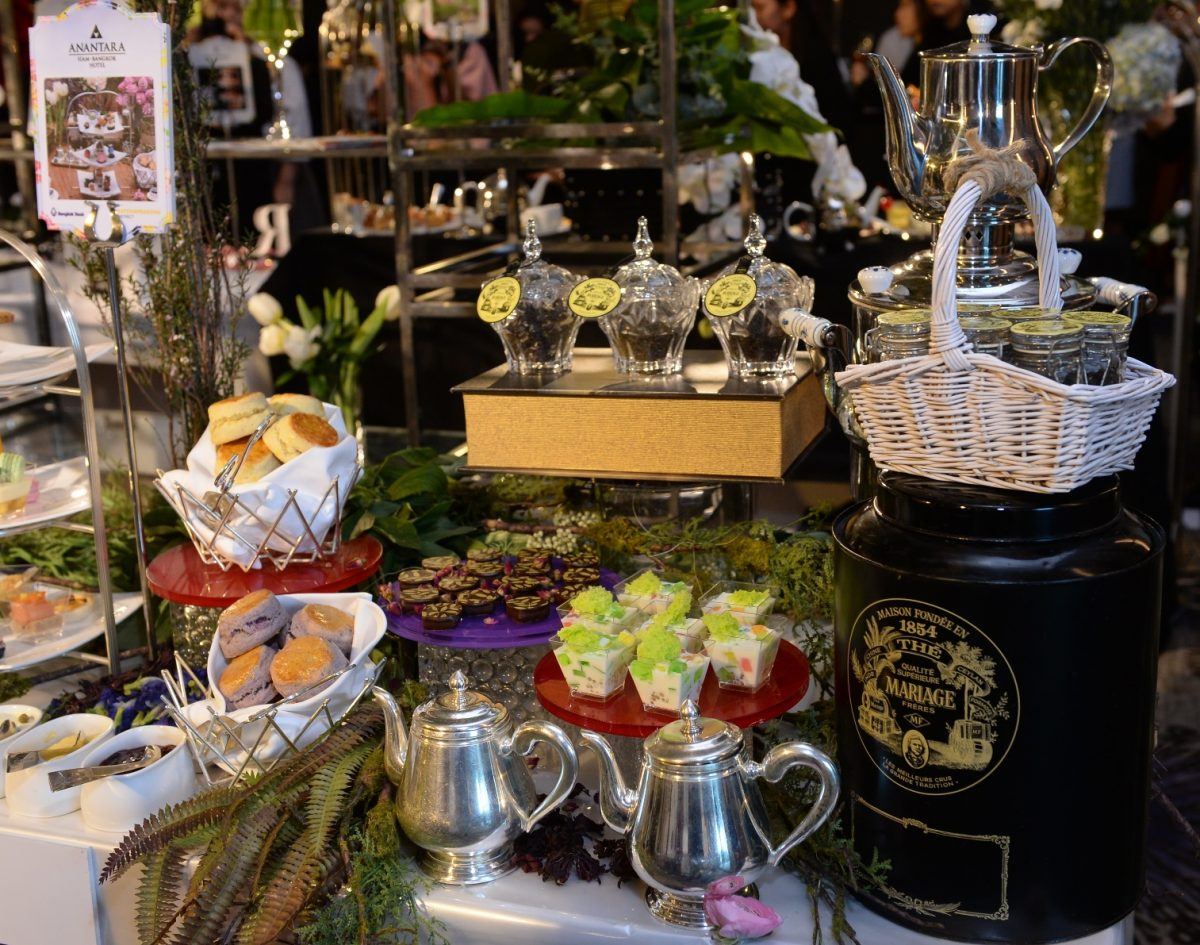 Eight New High Teas to Try in Bangkok Before June -