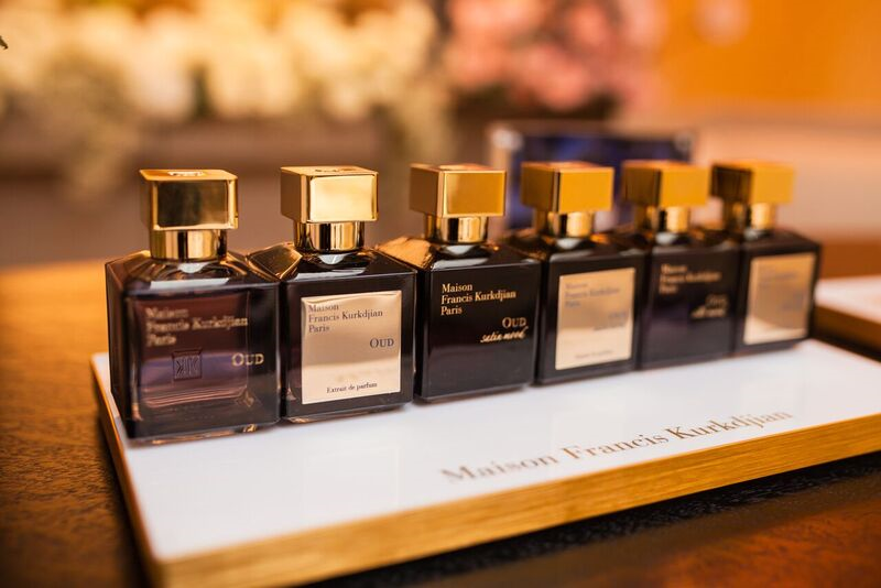 Official Launch Of Maison Francis Kurkdjian Perfumes In